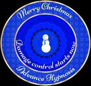 Christmas Season Weight damage control
