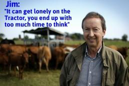 Men's Health Rural Ireland, by Breandan O'Lorcain. Farmer & Brown Cows