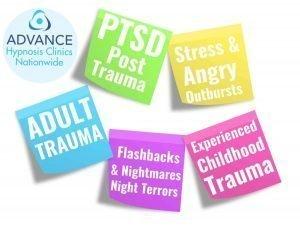 Hypnosis for Trauma PTSD