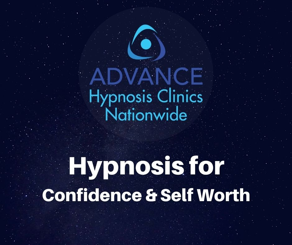 Hypnosis for Confidence, hypnosis for Self Worth, advance Hypnosis Clinics