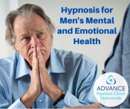 Hypnosis for Men_s Mental and Emotional Health