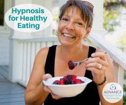 Advance Hypnosis for Healthy Eating